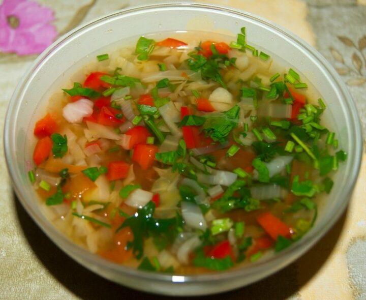 Суп с сельдереем для похудения рецепт