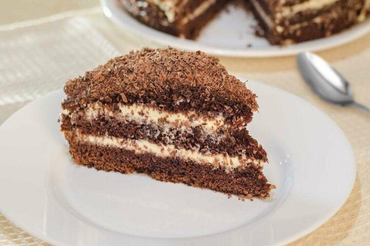 """Рецепт торта """"Черный принц"""" в домашних условиях"""